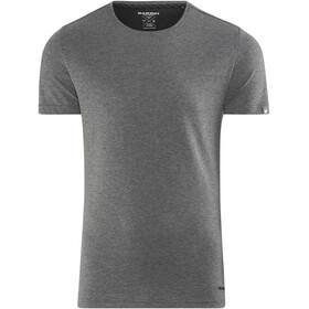 Mammut Crashiano Shortsleeve Shirt Men grey